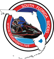 South Florida Riders Retina Logo